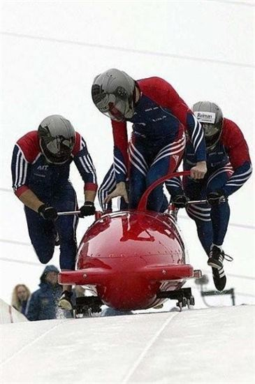 John Caponio USA Bobsled now a Chiropractor in Pleasant Hill, Walnut Creek CA